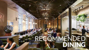 recommended dining