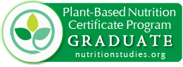 plant based nutrition certification