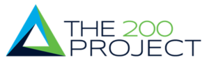 the200project logo